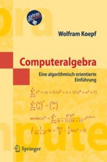 eBook Computeralgebra Cover