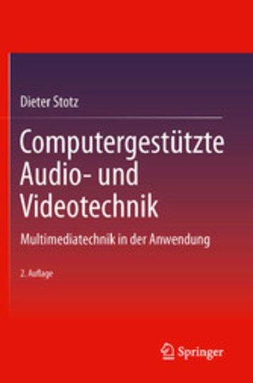 eBook Computergestützte Audio- und Videotechnik Cover