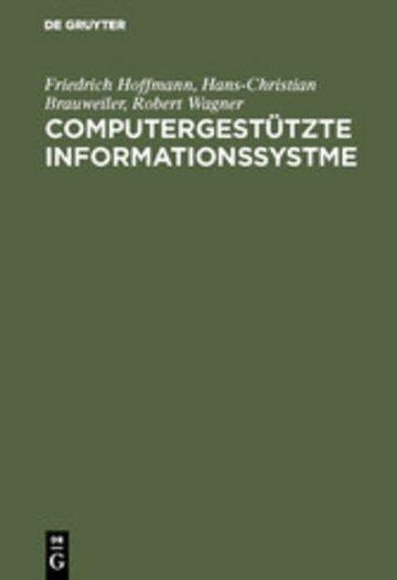 eBook Computergestützte Informationssystme Cover