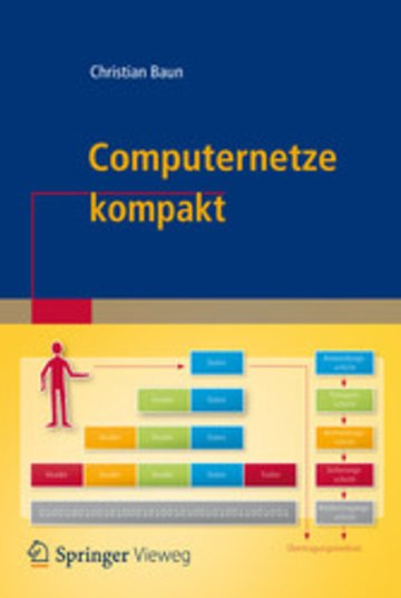eBook Computernetze kompakt Cover
