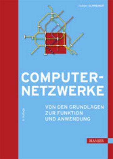 eBook Computernetzwerke Cover