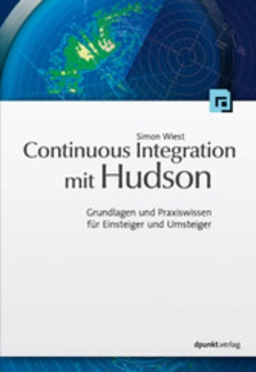 eBook Continuous Integration mit Hudson/Jenkins Cover