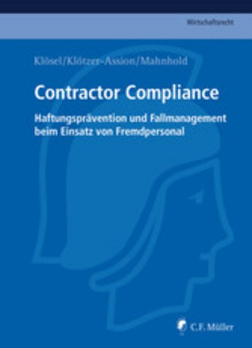 eBook Contractor Compliance Cover