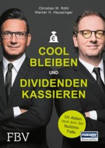 eBook Cool bleiben und Dividenden kassieren Cover