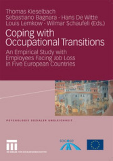eBook Coping with Occupational Transitions Cover