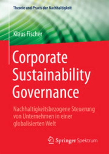 eBook Corporate Sustainability Governance Cover