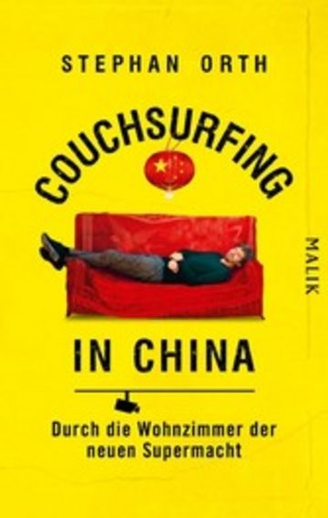 eBook Couchsurfing in China Cover