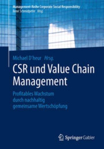 eBook CSR und Value Chain Management Cover