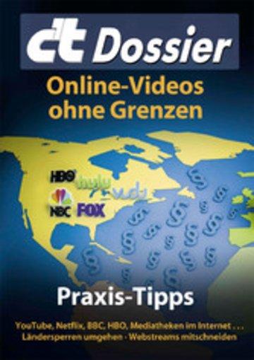 eBook c't Dossier: Online-Videos ohne Grenzen Cover