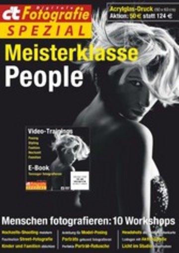 eBook c't Fotografie Spezial: Meisterklasse Edition 3 Cover