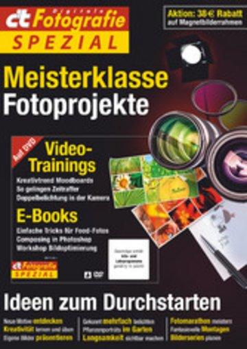 eBook c't Fotografie Spezial: Meisterklasse Edition 7 Cover