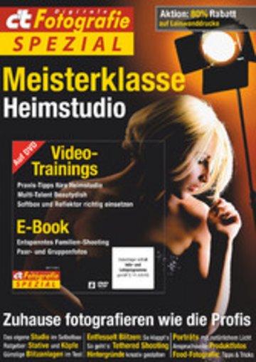 eBook c't Fotografie Spezial: Meisterklasse Edition 8 Cover