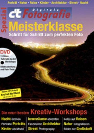 eBook c't Fotografie Spezial: Meisterklasse Cover