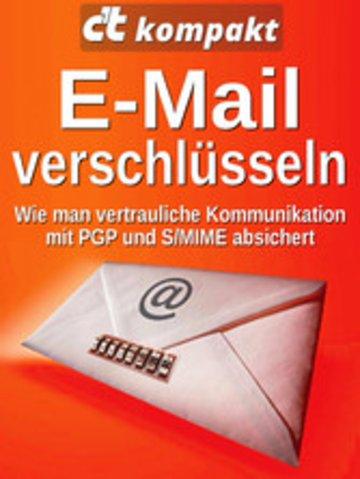 eBook c't kompakt: E-Mail verschlüsseln Cover