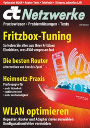 eBook c't Netzwerke (2017) Cover