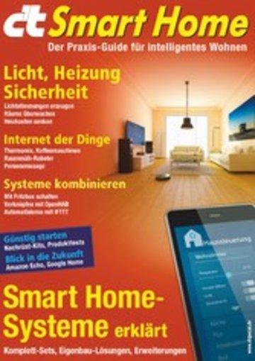 eBook c't Smart Home (2016) Cover
