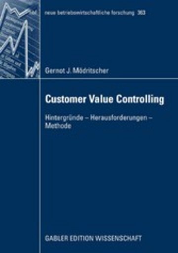 eBook Customer Value Controlling Cover