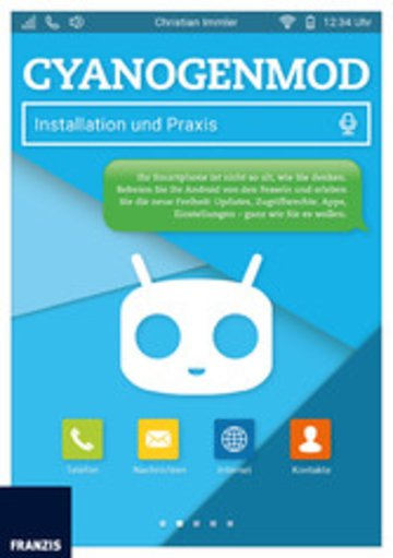 eBook CyanogenMod Cover
