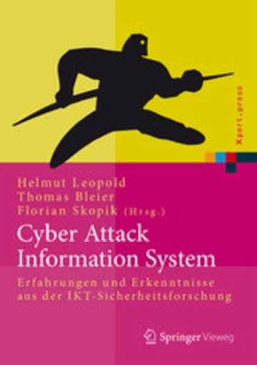 eBook Cyber Attack Information System Cover