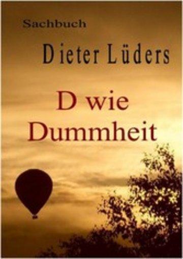 eBook D wie Dummheit Cover