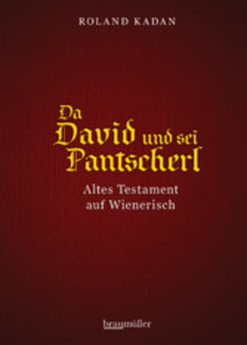eBook Da David und sei Pantscherl Cover