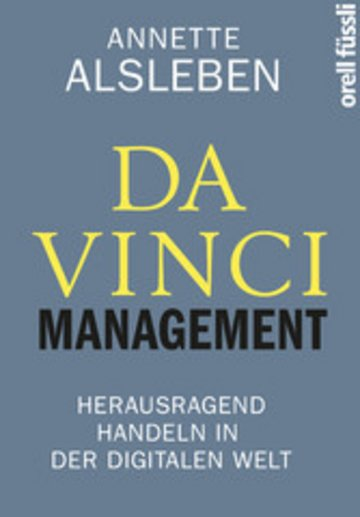 eBook Da Vinci Management Cover