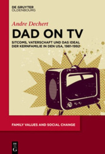 eBook Dad on TV Cover