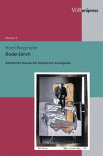 eBook Dada-Zürich Cover