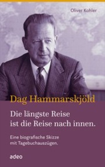 eBook Dag Hammarskjöld - Die längste Reise ist die Reise nach innen Cover