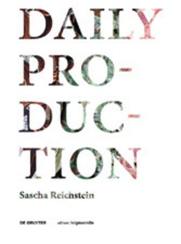 eBook Daily Production Cover