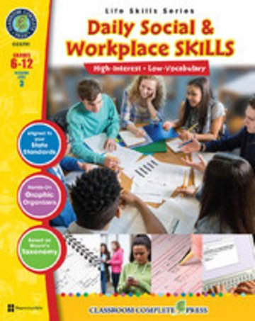 eBook Daily Social & Workplace Skills Cover