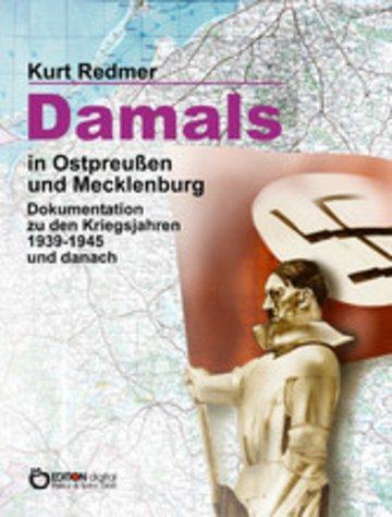 eBook Damals in Ostpreußen und Mecklenburg Cover