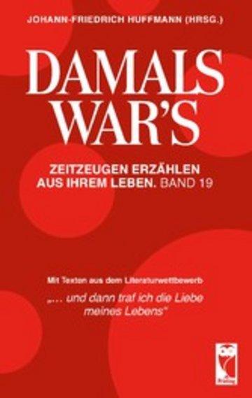 eBook Damals war's Cover
