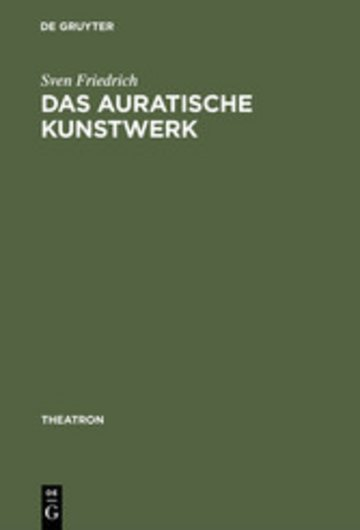 eBook Das auratische Kunstwerk Cover