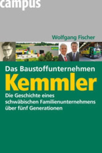 eBook Das Baustoffunternehmen Kemmler Cover