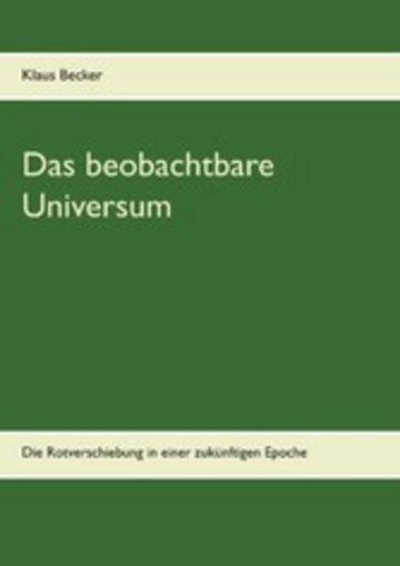 eBook Das beobachtbare Universum Cover