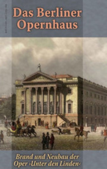 eBook Das Berliner Opernhaus Cover