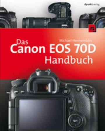 eBook Das Canon EOS 70D Handbuch Cover