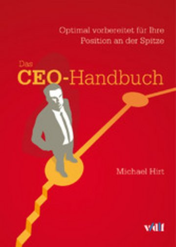eBook Das CEO-Handbuch Cover