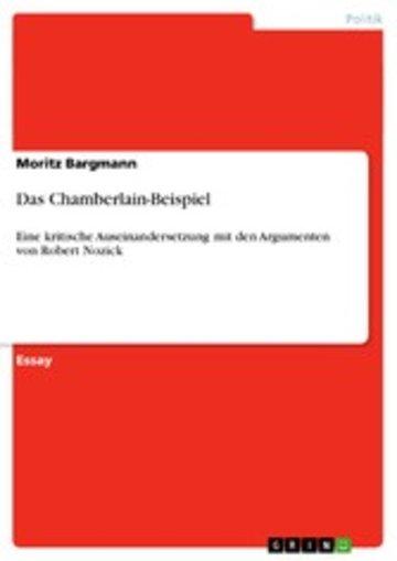 eBook Das Chamberlain-Beispiel Cover
