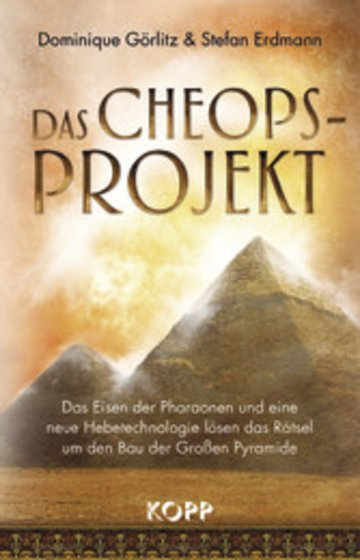 eBook Das Cheops-Projekt Cover