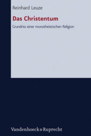eBook Das Christentum Cover