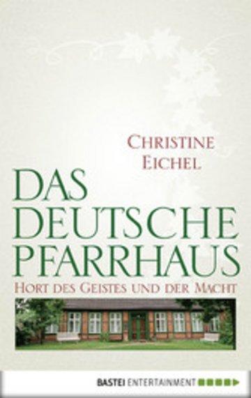 eBook Das deutsche Pfarrhaus Cover