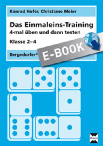 eBook Das Einmaleins-Training Cover