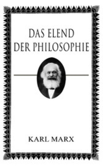eBook Das Elend der Philosophie Cover