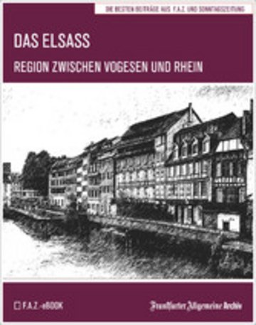 eBook Das Elsass Cover