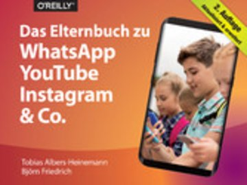 eBook Das Elternbuch zu WhatsApp, YouTube, Instagram & Co. Cover