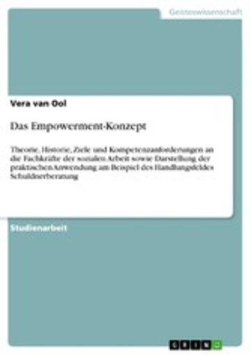 eBook Das Empowerment-Konzept Cover