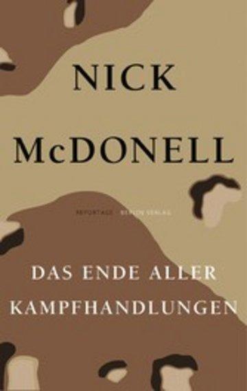 eBook Das Ende aller Kampfhandlungen Cover