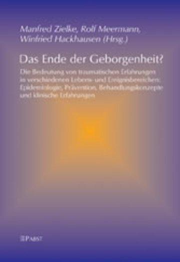 eBook Das Ende der Geborgenheit? Cover